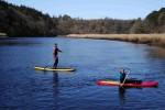 Chambre d'hote et stand up paddle board